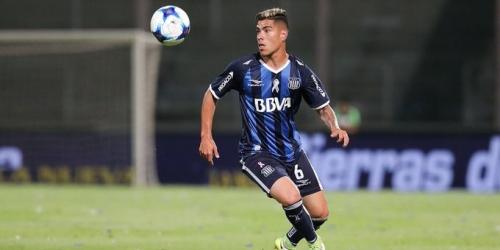 (OFICIAL) Lucas Olaza, nuevo lateral de Boca Juniors