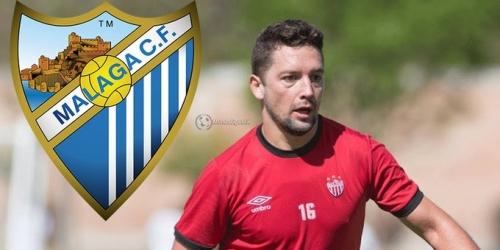 (OFICIAL) Manuel Itarra jugará de nuevo en el Málaga