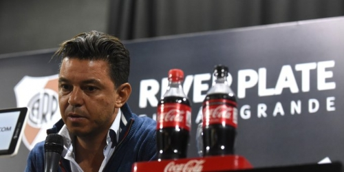 (OFICIAL) Marcelo Gallardo se perderá las finales de Libertadores