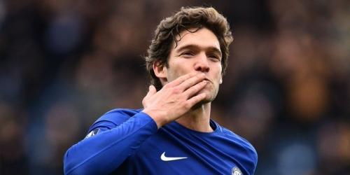 (OFICIAL) Marcos Alonso renueva con el Chelsea