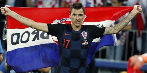 (OFICIAL) Mario Mandzukic le dice adiós a la selección croata