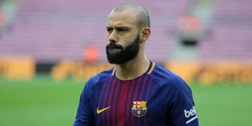 (OFICIAL) Mascherano no viajó con el Barça a Bilbao
