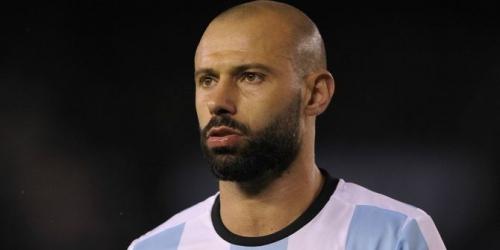 (OFICIAL) Mascherano y su última batalla con Argentina