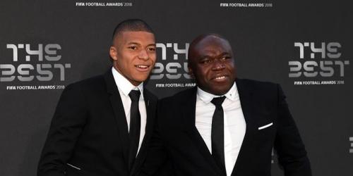 (OFICIAL) Mbappé premiado mejor jugador joven del año