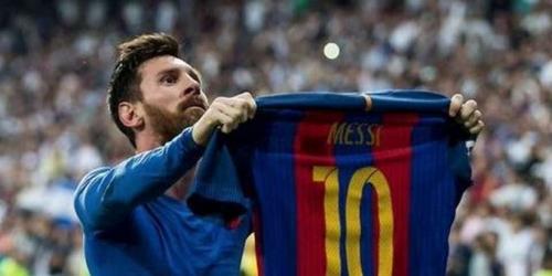 (OFICIAL) Messi renovó con Barcelona hasta 2021