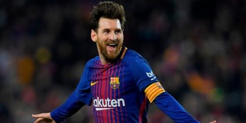 (OFICIAL) Messi será el capitán del Barcelona