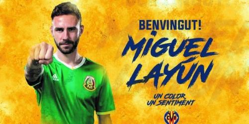 (OFICIAL) Miguel Layún al Villarreal