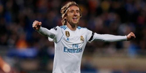 (OFICIAL) Modric se queda en el Real Madrid