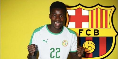 (OFICIAL) Moussa Wague jugará en el Barça en enero