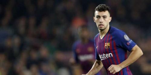 (OFICIAL) Munir El Haddadi no seguirá en el Barcelona