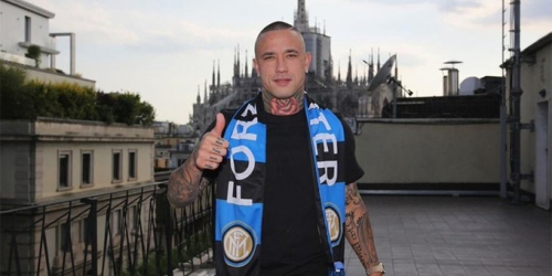 (OFICIAL) Nainggolan vestirá la camiseta del Inter de Milán