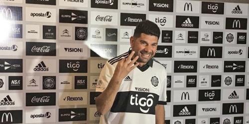 (OFICIAL) Néstor Ortigoza nuevo jugador de Olimpia de Paraguay