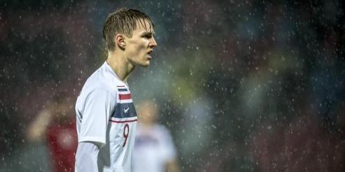 (OFICIAL) Ødegaard ausente toda la temporada