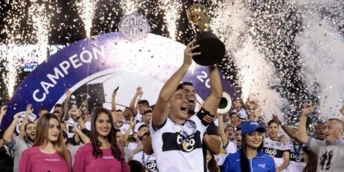 (OFICIAL) Olimpia nuevo campeón de Paraguay