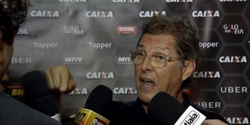(OFICIAL) Oswaldo de Oliveira es despedido del Atlético Mineiro