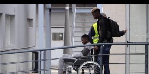 (OFICIAL) Ousmane Dembélé fue intervenido con éxito