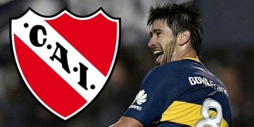 (OFICIAL) Pablo Pérez nuevo jugador de Independiente de Avellaneda