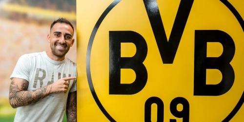 (OFICIAL) Paco Alcácer jugará cedido en el Dortmund