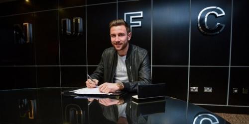 (OFICIAL) Paul Dummett renovó con el Newcastle hasta el 2022