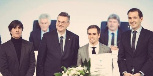 (OFICIAL) Philipp Lahm nombrado capitán de honor de la Selección Alemana