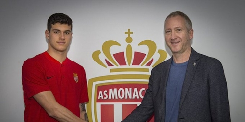 (OFICIAL) Pietro Pellegri nuevo jugador del AS Mónaco