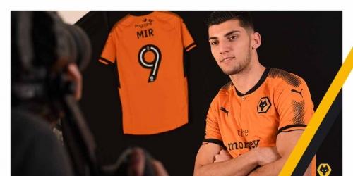 (OFICIAL) Rafa Mir nuevo jugador del Wolverhampton