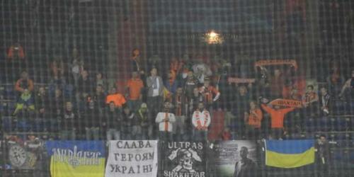 (OFICIAL) Riñas antes del partido Shakhtar - Feyenoord