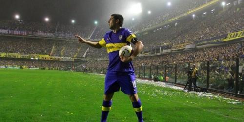(OFICIAL) Riquelme se plantea la presidencia de Boca Juniors
