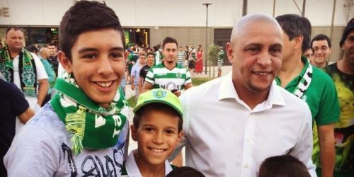 (OFICIAL) Roberto Carlos nombrado hombre de fútbol en el Sporting