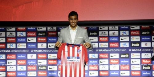 (OFICIAL) Rodri nuevo refuerzo del Atlético de Madrid