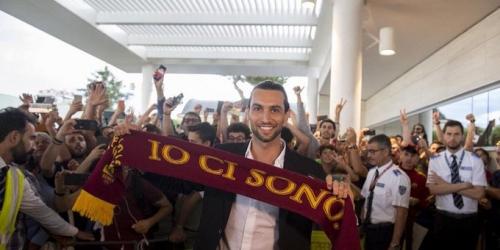(OFICIAL) Roma ficha a Pastore por 20 millones de euros