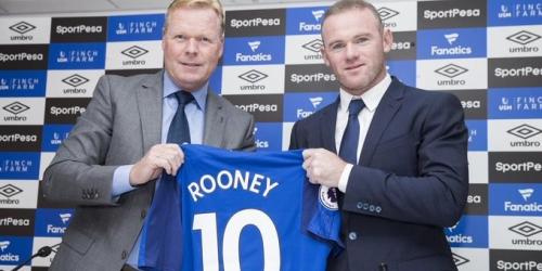 (OFICIAL) Rooney nuevo jugador del Everton