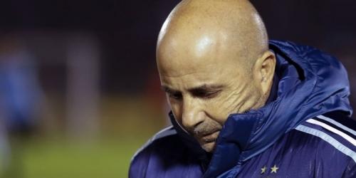 (OFICIAL) Sampaoli se disculpa ante la indignación de Argentina