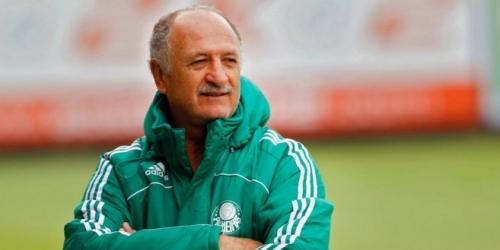 (OFICIAL) Scolari vuelve a ser director técnico del Palmeiras