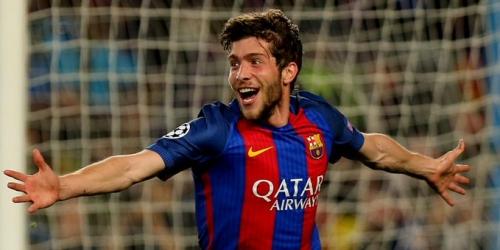 (OFICIAL) Sergi Roberto renovado hasta el 2022 con el Barcelona