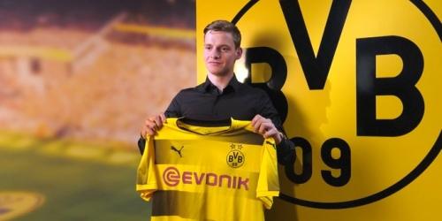 (OFICIAL) Sergio Gómez firmó por el Borussia Dortmund