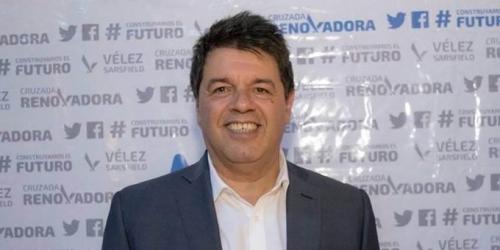 (OFICIAL) Sergio Rapisarda es el nuevo presidente de Vélez Sarsfield