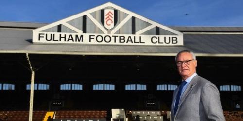 (OFICIAL) Sin ser favorito, Ranieri asume el banquillo Fulham