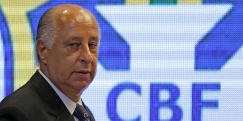 (OFICIAL) Suspenden al Presidente de la Federación Brasileña de Fútbol