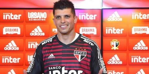 (OFICIAL) Tiago Volpi presentado y viste ya de blanco en San Pablo