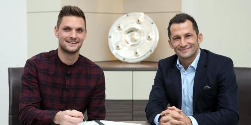 (OFICIAL) Ulreich renovó con el Bayern Múnich hasta el 2021