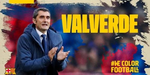 (OFICIAL) Valverde renueva con el FC Barcelona