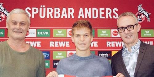 (OFICIAL) Vincent Koziello nuevo jugador del F.C. Colonia