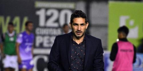 (OFICIAL) Walter Coyette renunció a la dirección técnica de Chacarita Juniors