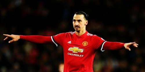 (OFICIAL) Zlatan Ibrahimovic volvió a jugar con el Manchester United después de siete meses