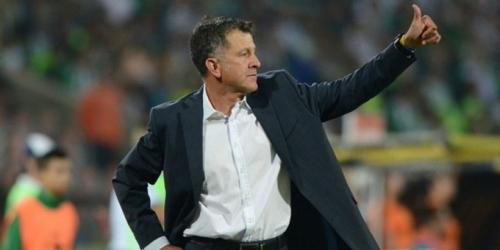 """Osorio: """"Dirigir a Colombia es un objetivo"""""""