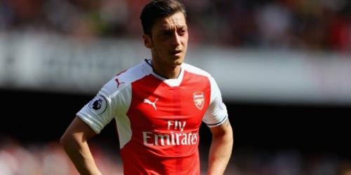 Özil: Aumento de sueldo y cambio en su dorsal