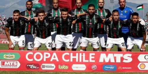 Palestino nuevo monarca de la Copa de Chile