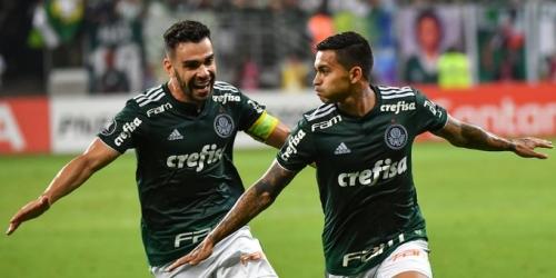 (VIDEO) Palmeiras vence al Cacique y se instala en semis