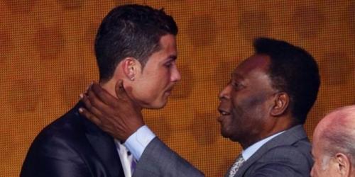 Pelé revela que pudo fichar por la Juventus